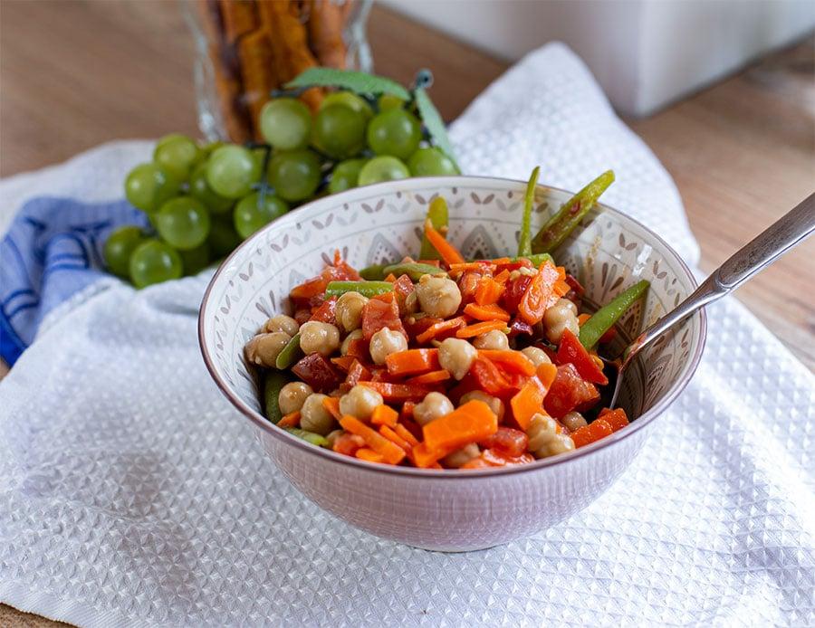 bohnen-kichererbsen-salat-rezept